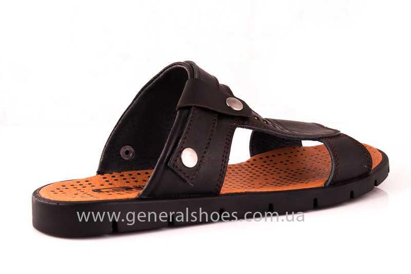 Мужские кожаные сандалии GS 38T Linkor br. фото 4