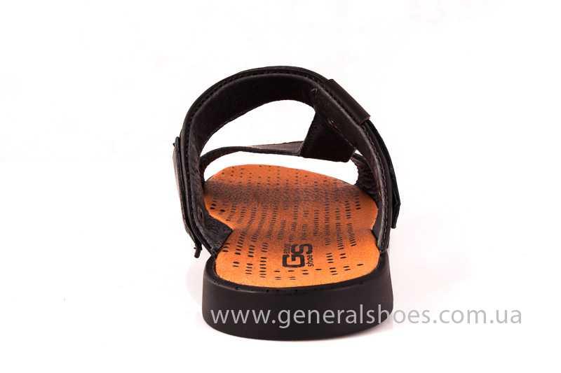 Мужские кожаные сандалии GS 38T Linkor br. фото 5