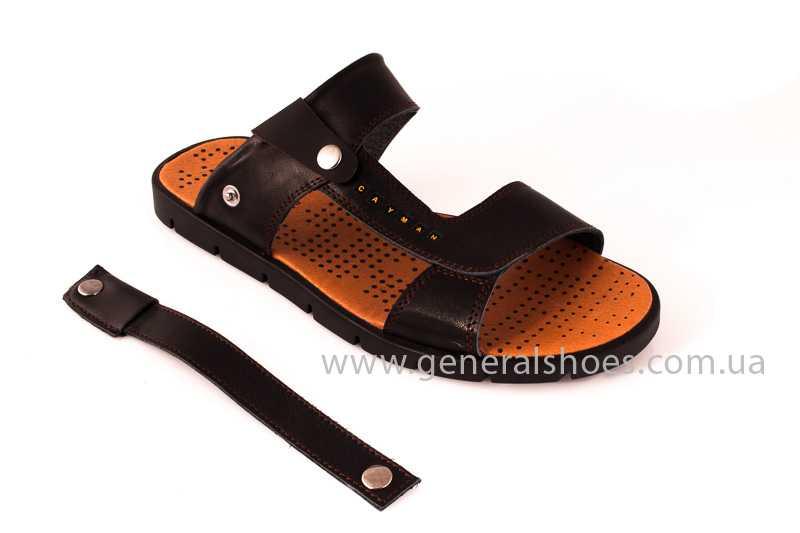 Мужские кожаные сандалии GS 38T Linkor br. фото 8