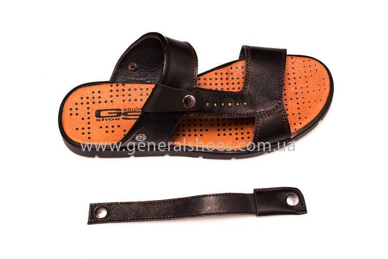 Мужские кожаные сандалии GS 38T Linkor br. фото 9