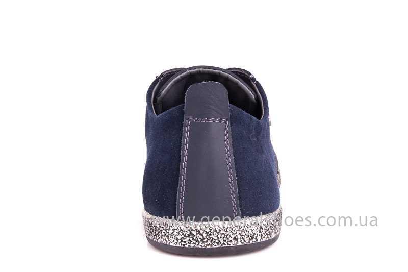 Мужские кожаные туфли GS E2 P Shanghai blue фото 4