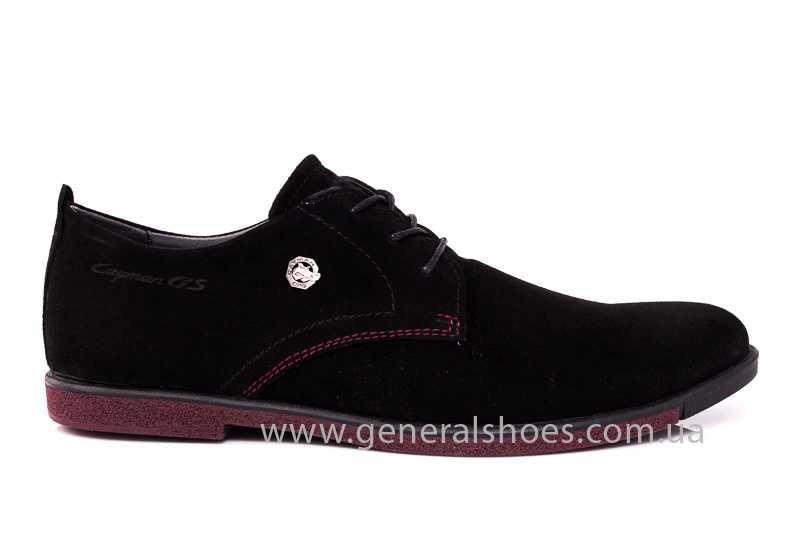 Мужские замшевые туфли E 1 Z Vebster фото 2