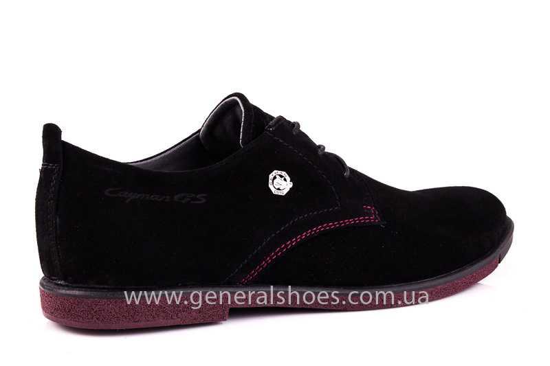 Мужские замшевые туфли E 1 Z Vebster фото 3