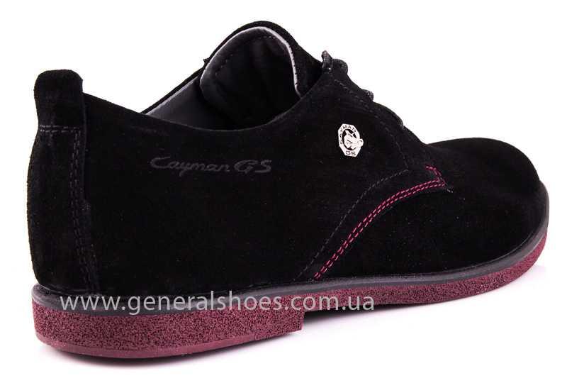 Мужские замшевые туфли E 1 Z Vebster фото 4