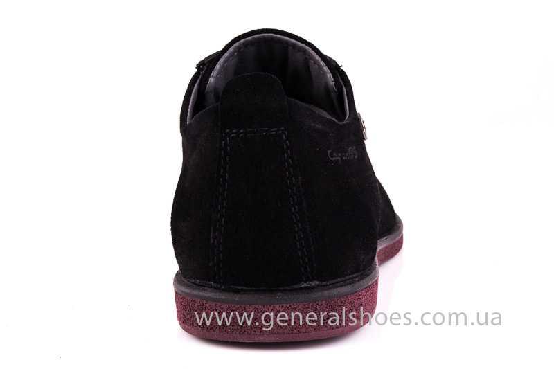 Мужские замшевые туфли E 1 Z Vebster фото 5