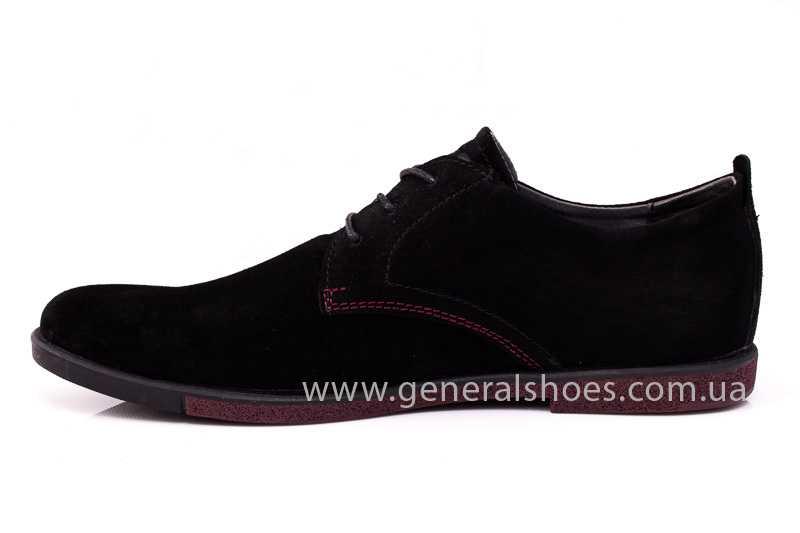 Мужские замшевые туфли E 1 Z Vebster фото 6