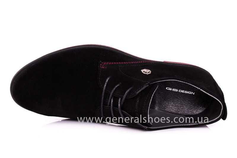 Мужские замшевые туфли E 1 Z Vebster фото 7