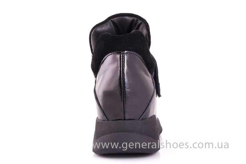 Женские кожаные сникерсы S 2-1 фото 4