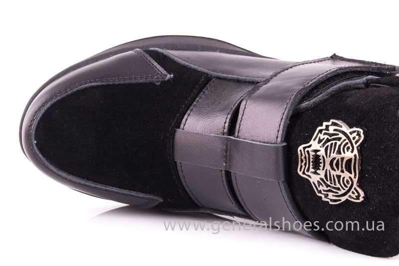 Женские кожаные сникерсы S 2-1 фото 9