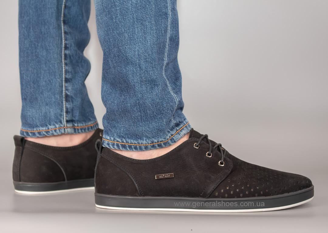 Мужские спортивные туфли Ed-Ge Den PF blk.n