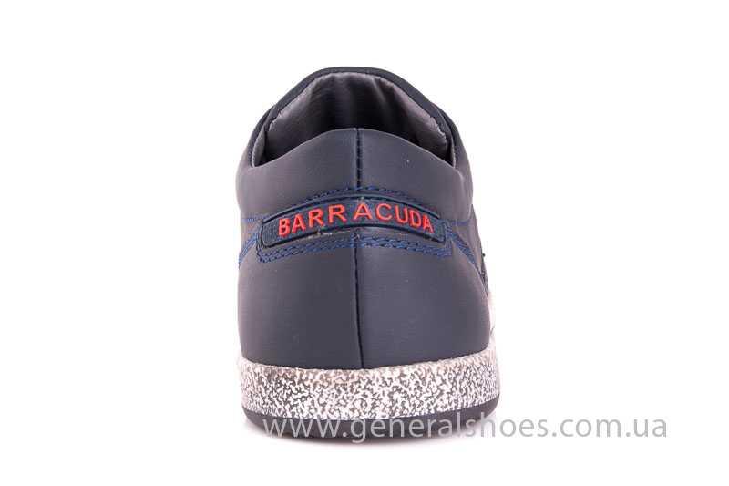Мужские кожаные туфли GS B 44 P Shanghai blue фото 4