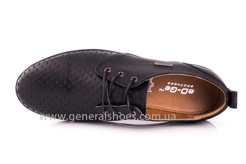 Мужские спортивные туфли Ed-Ge Den PF blk фото 6
