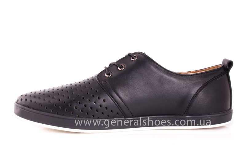 Мужские спортивные туфли Ed-Ge Den PF blk фото 5