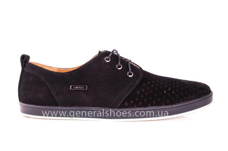 Мужские спортивные туфли Ed-Ge Den PF blk.n фото 2