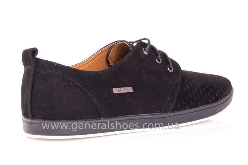 Мужские спортивные туфли Ed-Ge Den PF blk.n фото 3