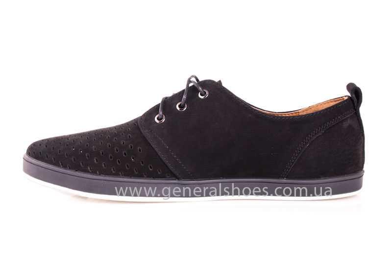 Мужские спортивные туфли Ed-Ge Den PF blk.n фото 5