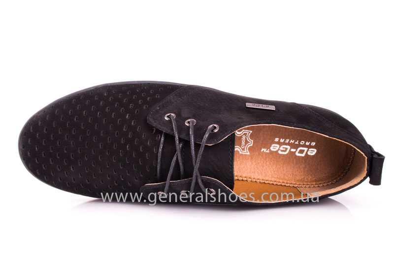 Мужские спортивные туфли Ed-Ge Den PF blk.n фото 7