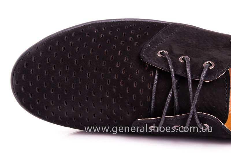 Мужские спортивные туфли Ed-Ge Den PF blk.n фото 6