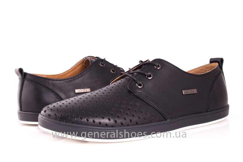 Мужские спортивные туфли Ed-Ge Den PF blk фото 8