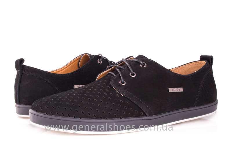 Мужские спортивные туфли Ed-Ge Den PF blk.n фото 9