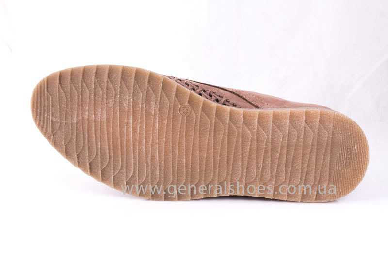 Мужские туфли из нубука GS E1 P Vebster фото 10