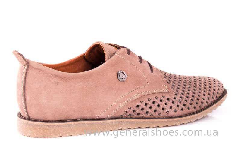 Мужские туфли из нубука GS E1 P Vebster фото 3