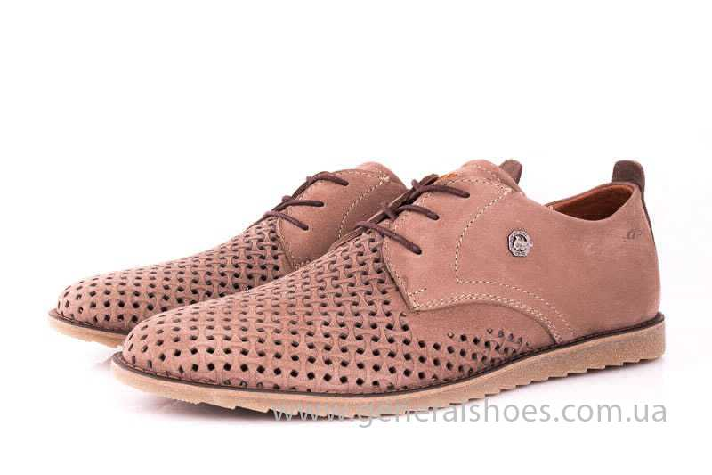 Мужские туфли из нубука GS E1 P Vebster фото 6