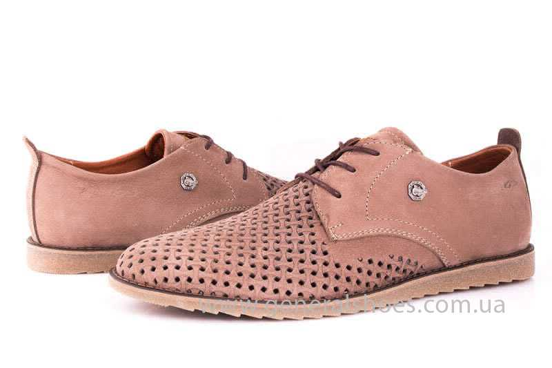 Мужские туфли из нубука GS E1 P Vebster фото 7