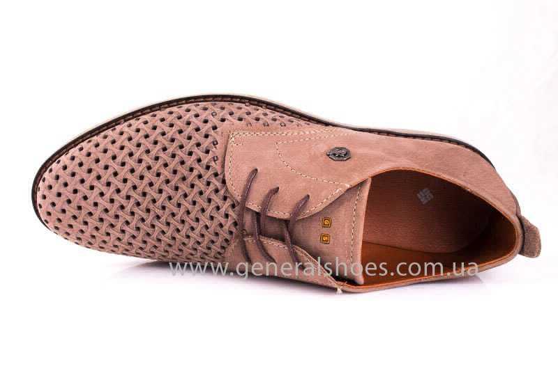 Мужские туфли из нубука GS E1 P Vebster фото 9