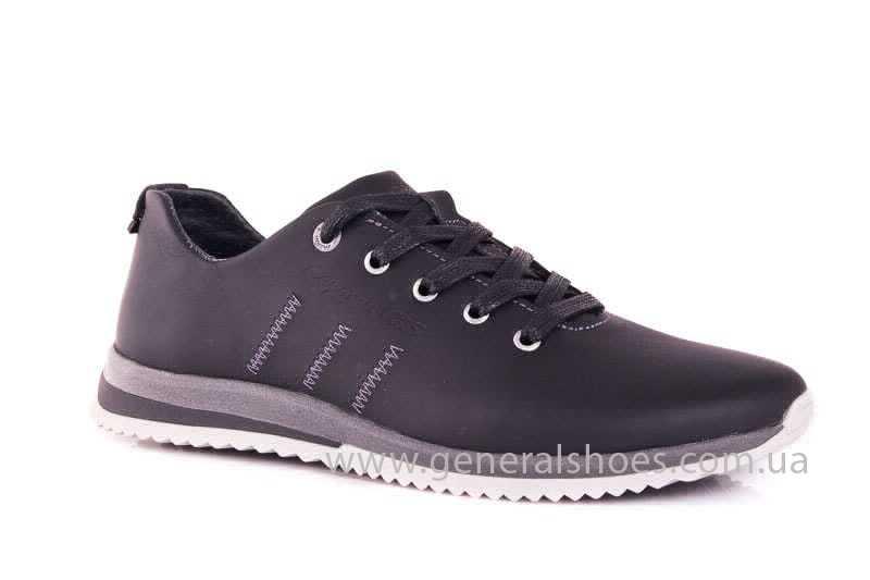 Подростковые кожаные кроссовки GS Junior 10 Zidan gr.