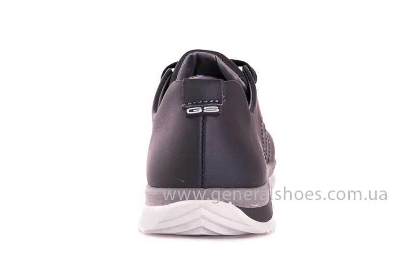 Подростковые кожаные кроссовки GS Junior 10 Zidan gr. фото 4