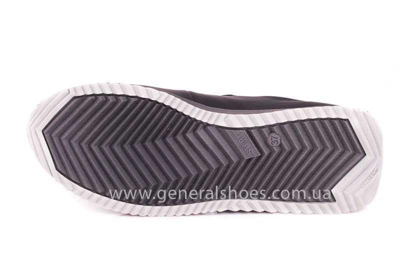 Подростковые кожаные кроссовки GS Junior 10 Zidan gr. фото 10