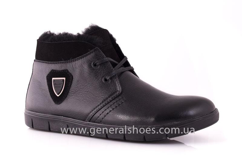 Мужские ботинки Falcon 16116 blk фото 1