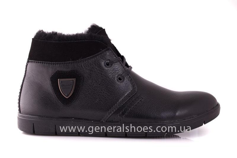 Мужские ботинки Falcon 16116 blk фото 2