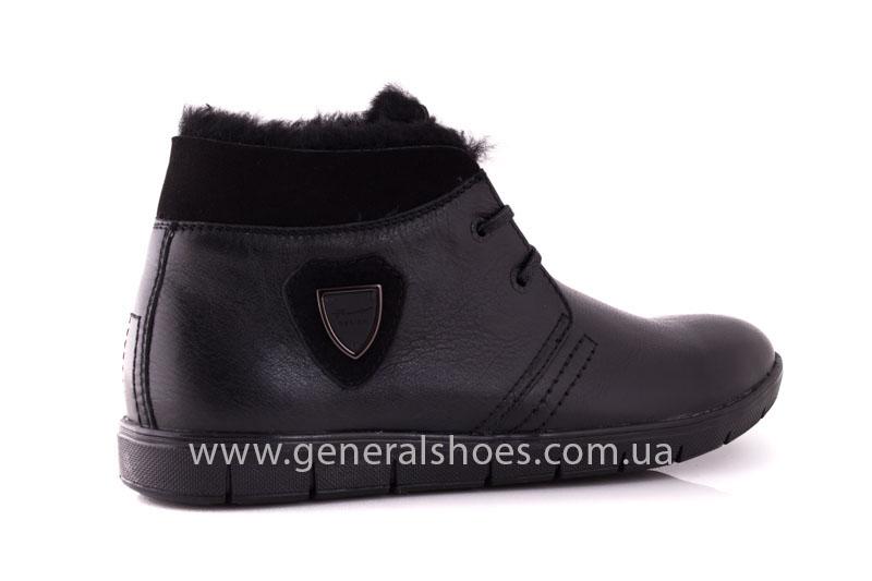 Мужские ботинки Falcon 16116 blk фото 3