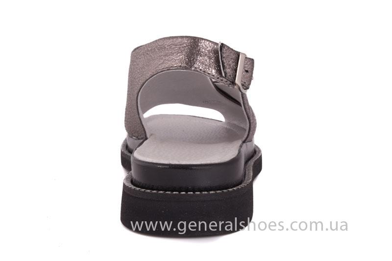 Женские кожаные босоножки CM 124 фото 4