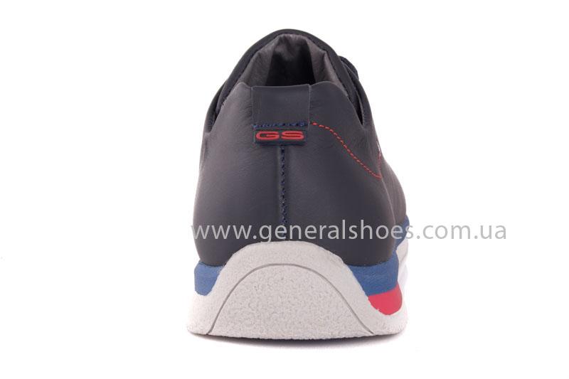 Мужские кожаные кроссовки 10/11 Energy фото 4