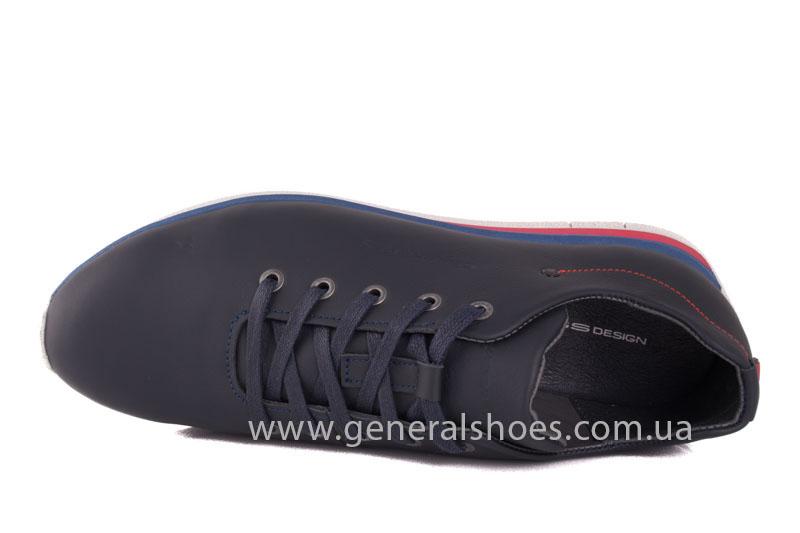 Мужские кожаные кроссовки 10/11 Energy фото 6