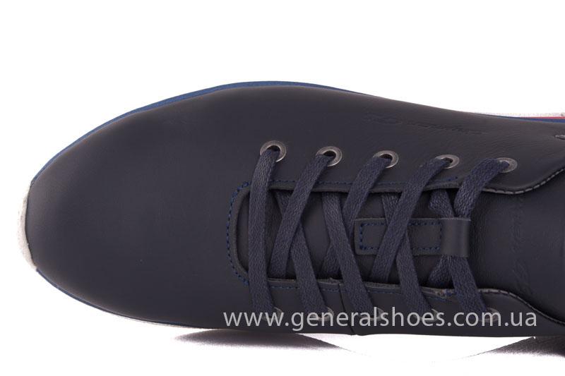 Мужские кожаные кроссовки 10/11 Energy фото 7