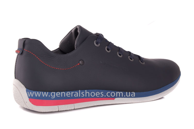 Мужские кожаные кроссовки 10/11 Energy фото 3