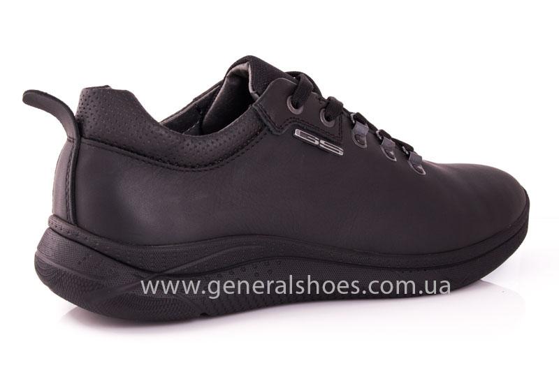 Мужские кожаные кроссовки GS L114 фото 3