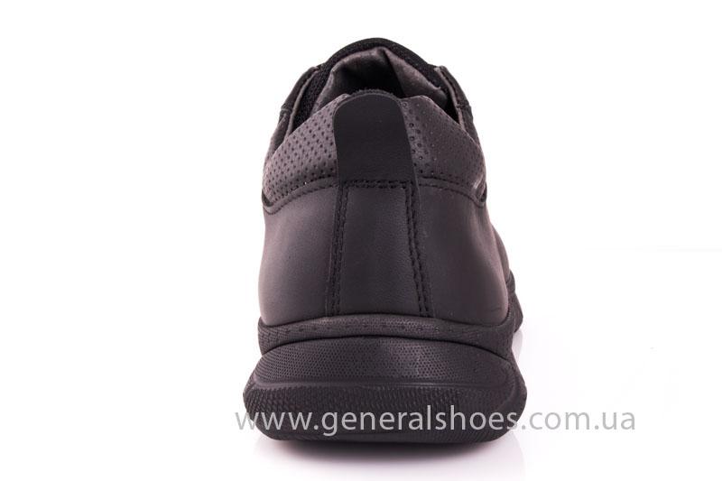 Мужские кожаные кроссовки GS L114 фото 4