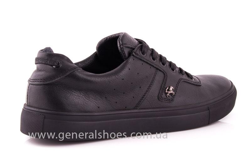 Мужские кожаные кроссовки GS L115 фото 3