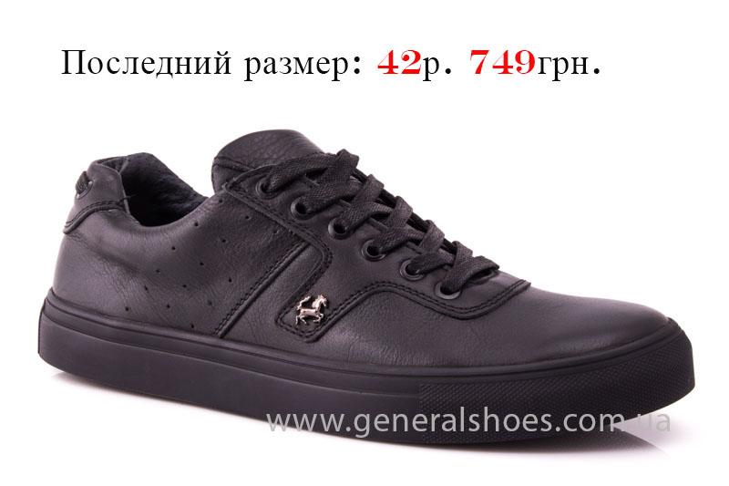 Мужские кожаные кроссовки GS L115 фото 1