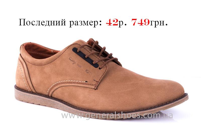 Мужские замшевые туфли GS T 34 Vebster фото 1