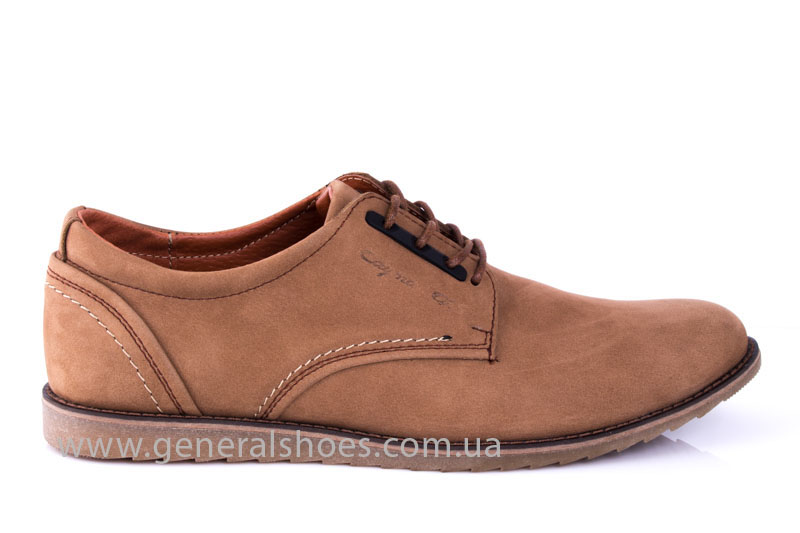Мужские замшевые туфли GS T 34 Vebster фото 2