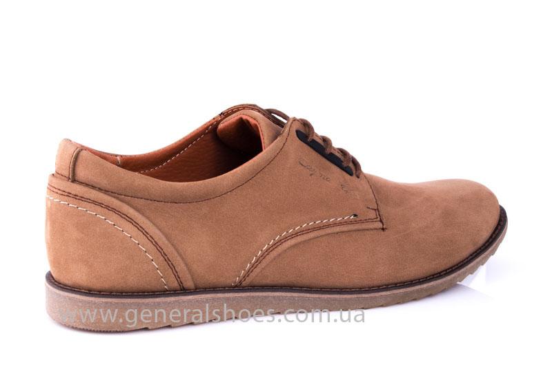 Мужские замшевые туфли GS T 34 Vebster фото 3