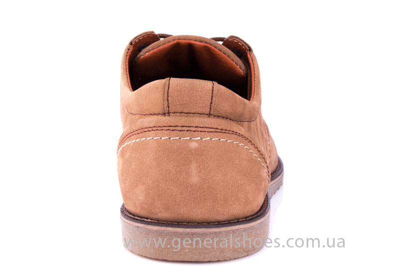 Мужские замшевые туфли GS T 34 Vebster фото 4