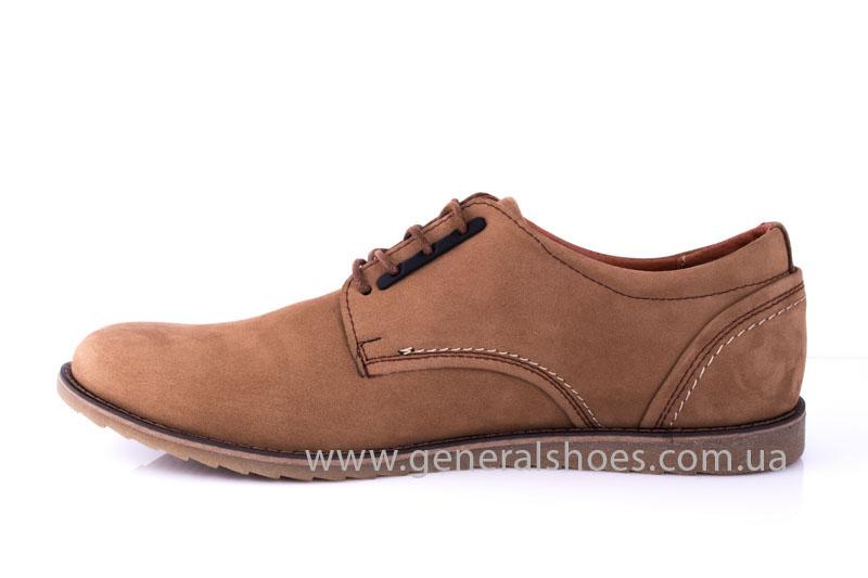 Мужские замшевые туфли GS T 34 Vebster фото 5