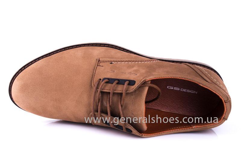 Мужские замшевые туфли GS T 34 Vebster фото 6